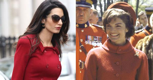 Is Amal Clooney The Modern Day Jackie Kennedy? | Harper's BAZAAR