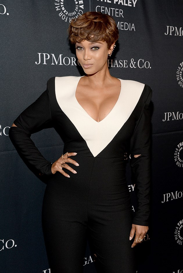 """<strong>Who:</strong> Tyra Banks <br><br> <strong>When:</strong> June 23 <br><br> As the drama reached breaking point, a peacemaker was in our midst. <br><br> Tyra Banks penned an <a href=""""http://beautybank.tyra.com/uncategorized/model-wars/?webalias=www&utm_source=TYRA%20Beauty&utm_medium=Blog&utm_campaign=Press"""">essay</a> of sorts on the issue, first addressing the influence of trailblazers who """"after all the blood, sweat, fears and floods of tears"""" received the coveted title of """"supermodel"""". Going on to acknowledge the current state of modelling, she dismissed the claim that the social media management of models is easy, as in reality it means the pressure is on to look perfect all the time. """"You're driving yourself into exhaustion all while showing the world post by post that it looks so easy, when in reality, it is anything but."""" <br><br> In the end, she's called for a truce and for supermodels to band together. """"I've had enough pain from my modelling years in the past and seeing my sisters in conflict today brings back those gut-wrenching memories. So, let's band together and unite. Please end the fight."""" <br><br> This may be the sign of peace in this long raging conflict."""