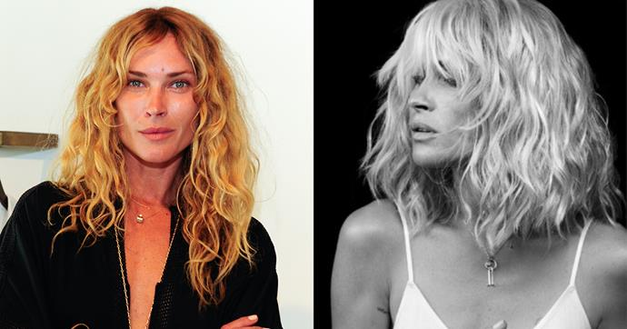 <strong>Erin Wasson</strong> <br><br> Looks like Erin Wasson has jumped onto the platinum bandwagon, leaving her trademark ombre locks behind.