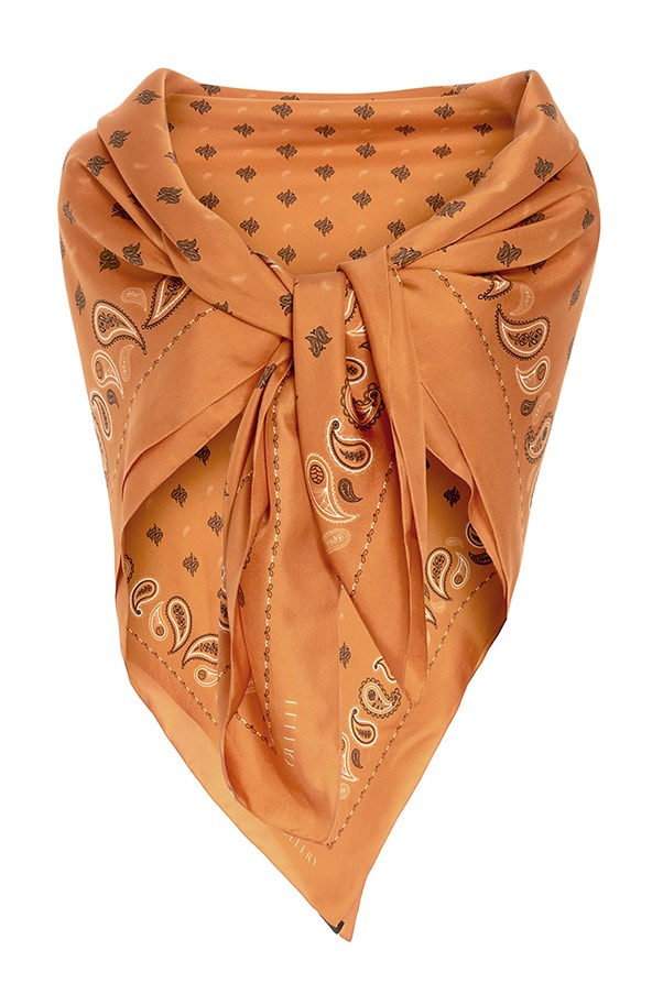 "<strong>Shannon Thomas, <a href=""http://www.desordrestore.com/"">Désordre Boutique:</a></strong> <br><br> ""The Ellery silk scarf will be the stand out for me. I'm waiting with baited breath for my caramel Maxime scarf. It's to be styled around the neck with a neat little tie, or in the hair for really cool girls."" <br><br> <strong>The key buy: </strong>Ellery scarf, on pre-order at <a href=""http://www.desordrestore.com/femme/buy-now/by-designer/ellery"">Désordre Boutique</a>."