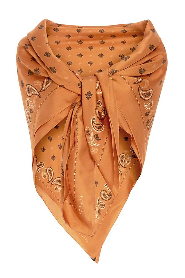 """<strong>Shannon Thomas, <a href=""""http://www.desordrestore.com/"""">Désordre Boutique:</a></strong> <br><br> """"The Ellery silk scarf will be the stand out for me. I'm waiting with baited breath for my caramel Maxime scarf. It's to be styled around the neck with a neat little tie, or in the hair for really cool girls."""" <br><br> <strong>The key buy: </strong>Ellery scarf, on pre-order at <a href=""""http://www.desordrestore.com/femme/buy-now/by-designer/ellery"""">Désordre Boutique</a>."""