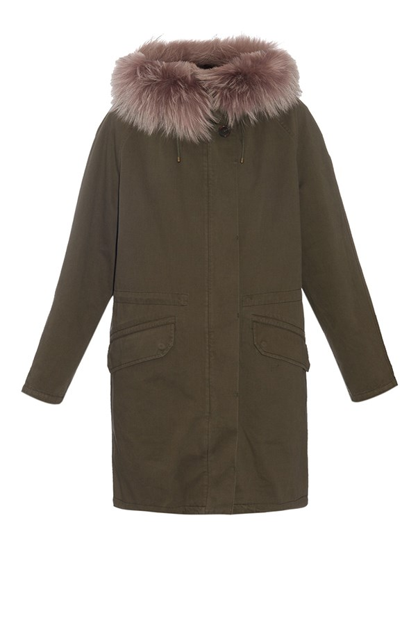 "<strong>Kristie Manuel, <a href=""http://www.thestyleset.com/aspx/home.aspx"">The Style Set</a>:</strong> <br><br> ""Yves Salomon's Army parka in the colour of the season, khaki. Perfect for our casual winter weekends, this cult style is both practical and effortlessly cool. A great investment piece that will serve you will for years to come."" <br><br> <strong>The key buy: </strong>Yves Salomon parka, $2,765, from <a href=""http://thestyleset.com/aspx/product.aspx?pid=2289&pn=%22ARMY%22%20RABBIT%20FUR%20LINED%20PARKA%20IN%20KHAKI&s="">The Style Set</a>."