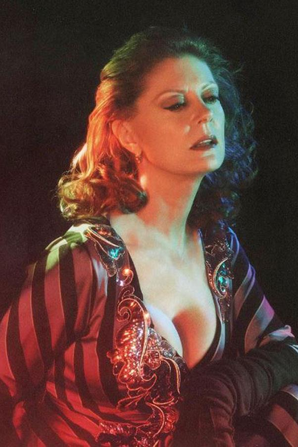 <strong>Marc Jacobs</strong><br><br> Modelled by Susan Sarandon (pictured), Missy Elliot, Cara Delevingne, St. Vincent, Marilyn Monroe and Sissy Spacek, shot by David Sims