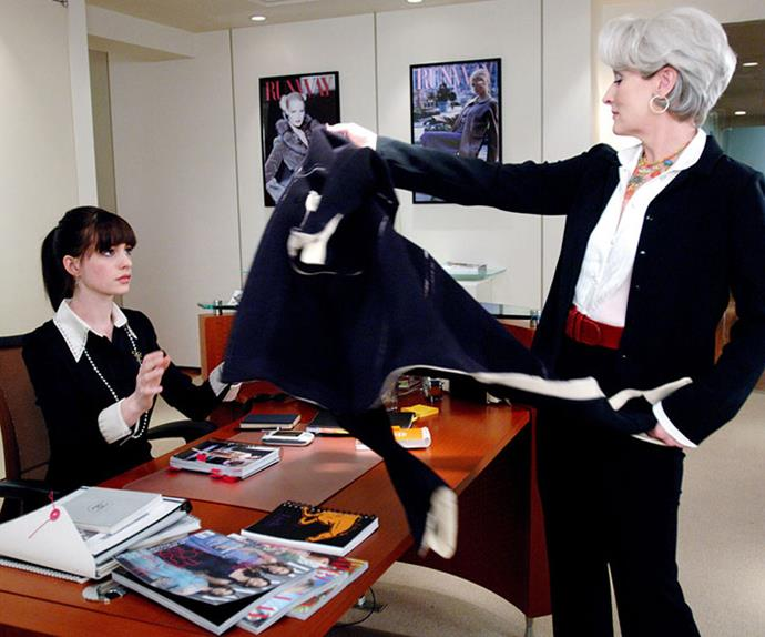 The 13 Most Quotable Moments From The Devil Wears Prada