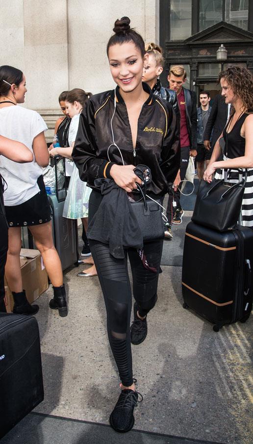 New York Fashion Week, September 14 2015.