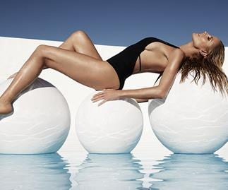 Heidi Klum Launches Her First Ever Swimwear Line