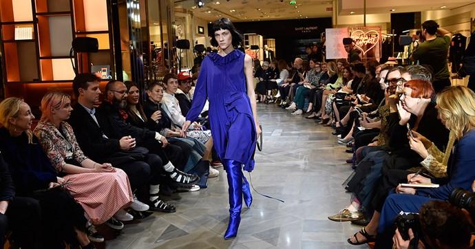 vetements haute couture paris runway
