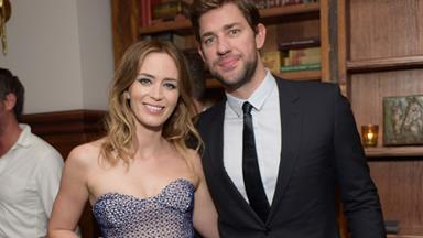 Emily Blunt and John Krasinski Welcome Their Second Daughter