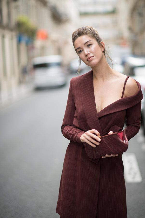 Language In 45 And 47 Stella Street: The Best Street Style From Couture AW16 Fashion Week