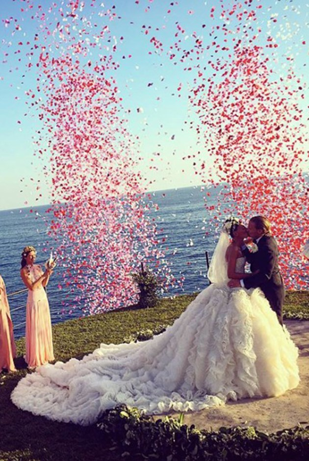 Best Celebrity Weddings of All Time