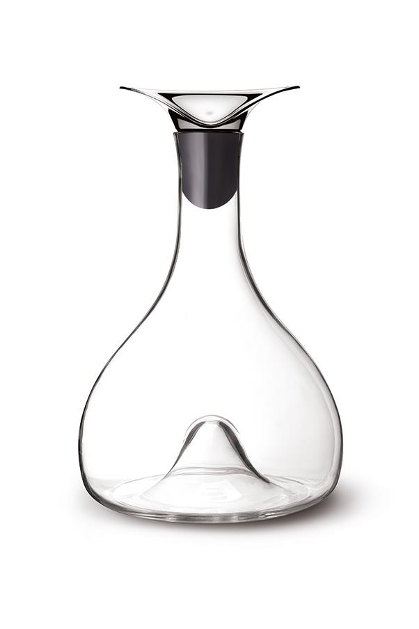 "<strong>5. A Wine Carafe You'll Want To Show Off</strong> <br><br>Having guests is one of life's pleasures. And having a sleek carafe to serve your rosé or mojitos out of is another. <br><br>Georg Jensen Wine Carafe, $165, <a href=""http://www.georgjensen.com/en-au/living/wine-carafe_3586671"">Georg Jensen</a>"
