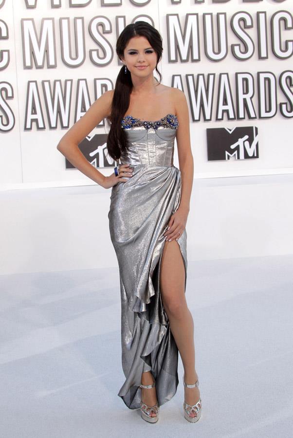 2010 MTV Music Awards, 12th September.