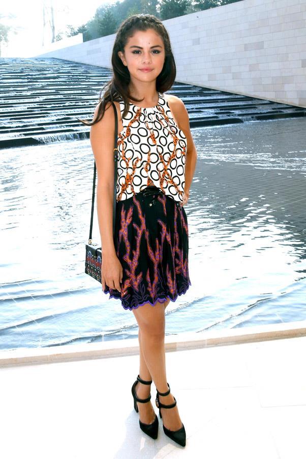 Louis Vuitton Runway at Paris Women's Wear Fashion Week S/S 2015, 1st October 2014.