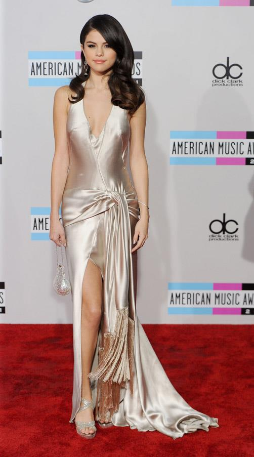 2011 American Music Awards, 20th November.