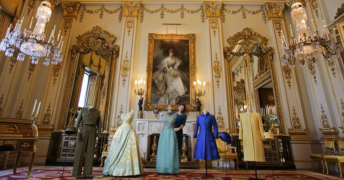 The Queen's expansive collection of couture will soon be on display at Buckingham Palace and Windsor castle, in a new exhibition of her amazing wardrobe.