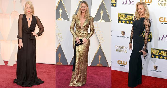 From the Logies to the Oscars, Margot Robbie's killer style has come a long way. Here, we chart her sartorial rise that has made her one of Hollywood's best dressed.