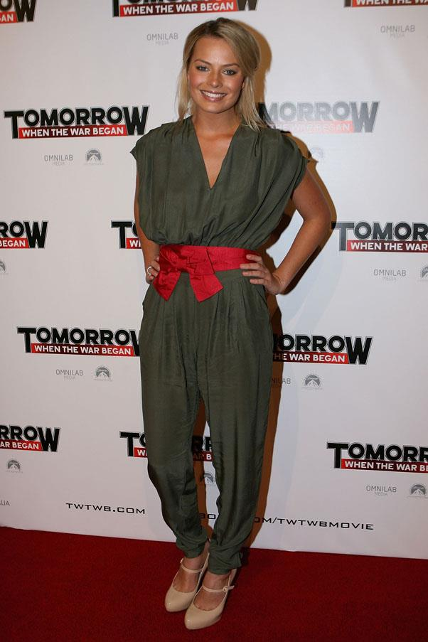 <strong>August 11, 2010</strong> <br><br> 'Tomorrow When The War Began' Melbourne Premiere.
