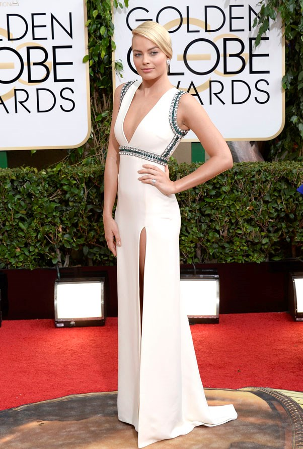 <strong>January 12, 2014</strong> <br><br> 71st Annual Golden Globe Awards.