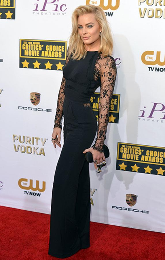 <strong>January 16, 2014</strong> <br><br> 19th Annual Critics' Choice Movie Awards.