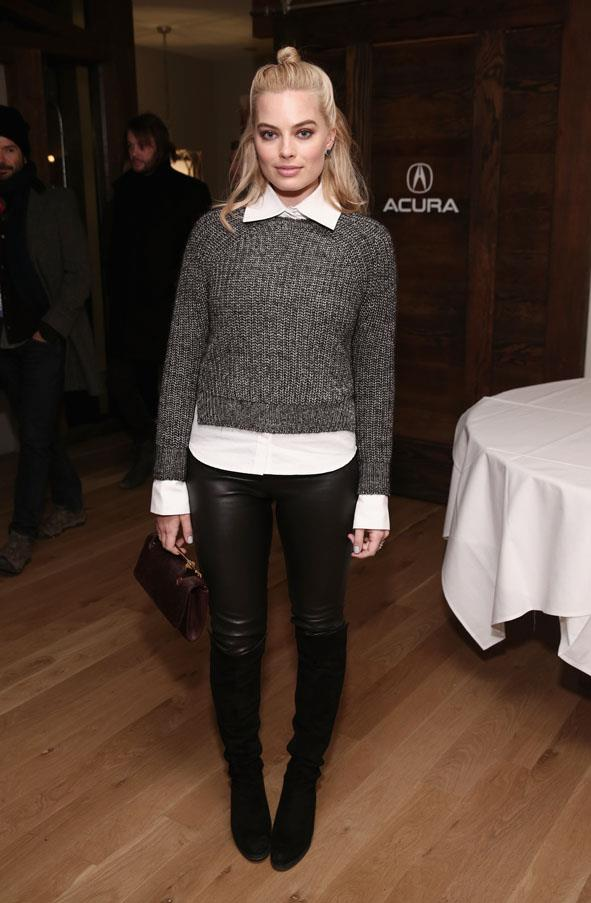 <strong>January 24, 2015</strong> <br><br> 'Z For Zachariah' Dinner At The Acura Studio.