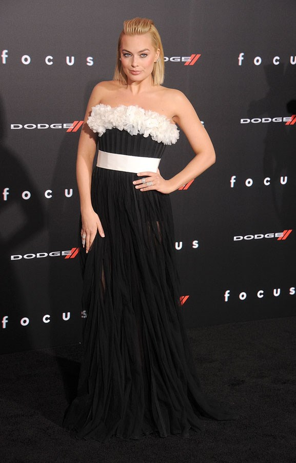 <strong>February 24, 2015</strong> <br><br> LA World Premiere of 'Focus'.