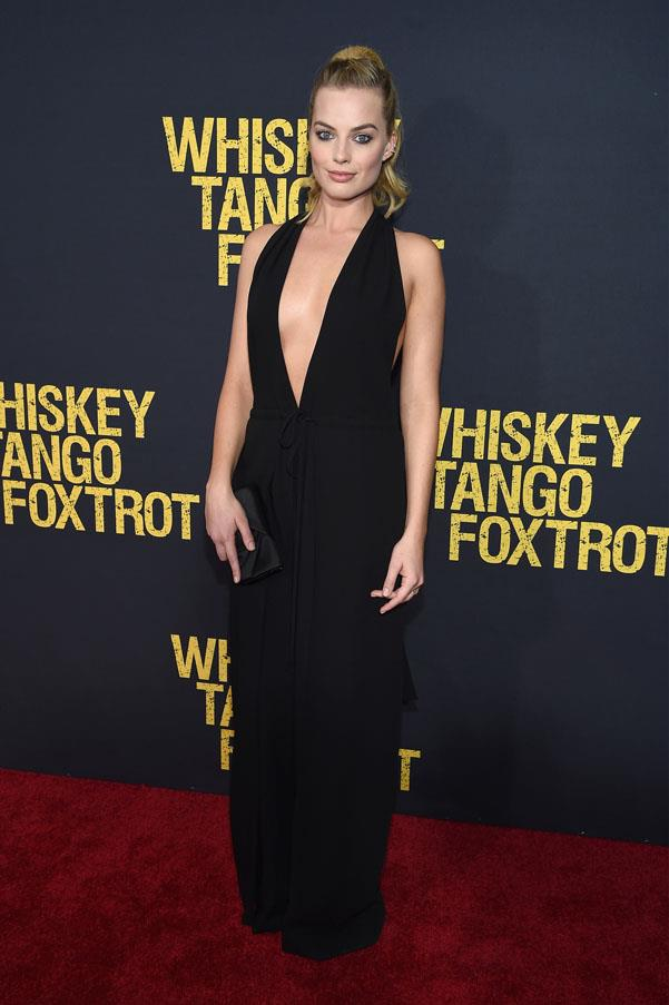 <strong>March 1, 2016</strong> <br><br> 'Whiskey Tango Foxtrot' World Premiere.