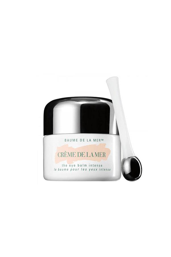 "<strong>Eye Cream</strong><br><br> La Mer Eye Balm Intense, <a href=""http://www.cremedelamer.com.au/product/4127/13071/bestsellers/The-Eye-Balm-Intense"">$270</a>, uses tourmaline to hydrate and reduce fine lines, paired with a petite silver applicator to boost circulation and wake up tired eyes. Tip: Put applicator in the fridge the night before to cool and reduce puffiness."