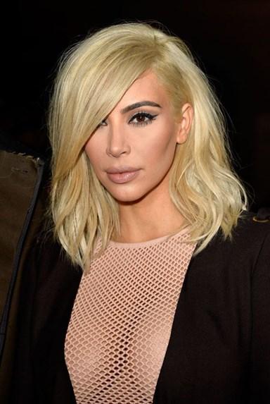 Kim Kardashian's Beauty Evolution