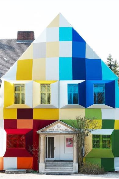 """<strong>Ettore Sottsass: The Rainbow Connection</strong> <br><br> When you need a shot of pure, whimsical inspiration (think crazy rainbow-fronted houses and hammock roofs), head to this account and expect a mix of retro '70s shots, bright colours, and truly inspiring homes from around the globe. <br><br> <a href=""""https://www.instagram.com/ettoresottsass/"""">@ettoresottsass</a>"""