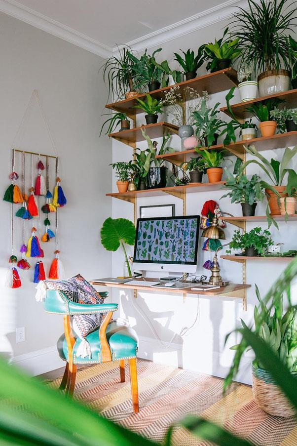 """<strong>Dabito: Planter's Paradise</strong> <br><br> This feed's mix of plant-filled interiors, restaurants, and stores are full of actual design ideas you can apply to your own space. Which makes perfect sense, given that Dabito is a photographer, art director, and graphic designer fond of eye-catching arrangements. <br><br> <a href=""""https://www.instagram.com/dabito/"""">@dabito</a>"""