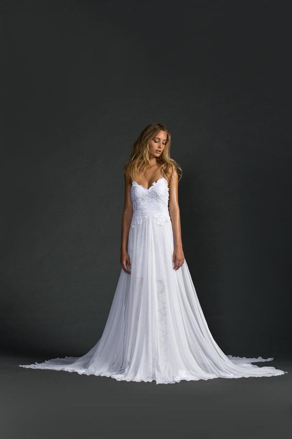 "The original Hollie dress, by <a href=""https://graceloveslace.com.au/"">Grace Loves Lace</a>."