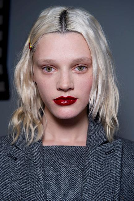 <strong>The Bob</strong> <br><br> Aussie Charlee Fraser was another relatively unknown face who received the Guido Palau treatment, this time for Alexander Wang A/W 2016. When asked to snip her brunette mane from her bust to her ears, forming a Lynn Yaeger-esque crop, she initially was a little shocked, but soon had her eureka moment: this is for Alexander Wang! Immediately following the crop, Fraser sent a selfie to her agent, and hasty confirmations from Derek Lam, Rodarte and Prabal Gurung ensued. <br><br> Similarly, teen model Peyton Knight lost some 12 inches off her wavy brunette hair thanks to Palau, who created a fresh, shaggy style in its place. The new bowl cut gave her instant fame, and she went on to walk for the likes of Marc Jacobs and Prada.