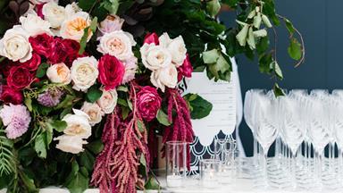 Real Brides: Nicole & Matt Verrocchi's Melbourne Wedding