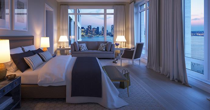 Gisele Bündchen Tom Brady's New York Apartment