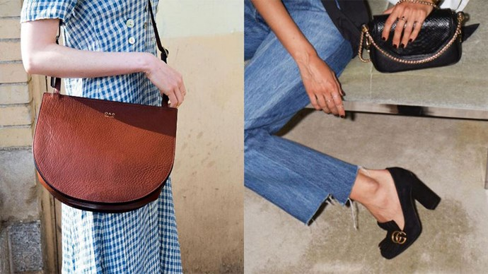 Suffering from Mansur Gavriel-induced bucket bag fatigue? Shake things up with one of these new, under the radar (and affordable!) handbag brands.