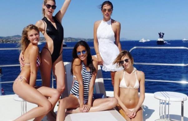 Best Celebrity Summer Vacation Snaps