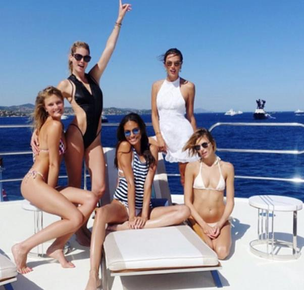 Best Celebrity Summer Vacation Snaps