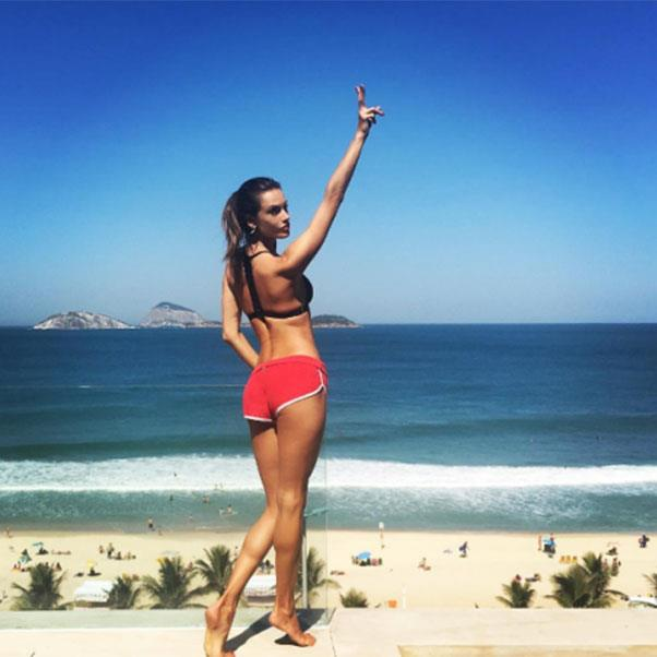 "<strong>Alessandra Ambrosio</strong> <br><br> <a href=""https://www.instagram.com/alessandraambrosio/"">@alessandraambrosio</a>"
