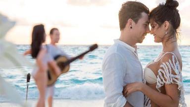 Inside Victoria's Secret Model Isabeli Fontana's Maldives Wedding