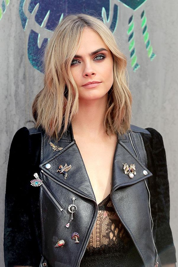 """<a href=""""http://www.harpersbazaar.com.au/news/celebrity-tracker/2016/3/cara-delevingne-pens-powerful-essay-about-self-acceptance-time/""""><strong>March 11, 2016</strong></a> <br><br> """"When you're coming from a place of living just to work, it's never as good as you want it to be. It's never as authentic. When you have balance in your life, work becomes an entirely different experience."""""""