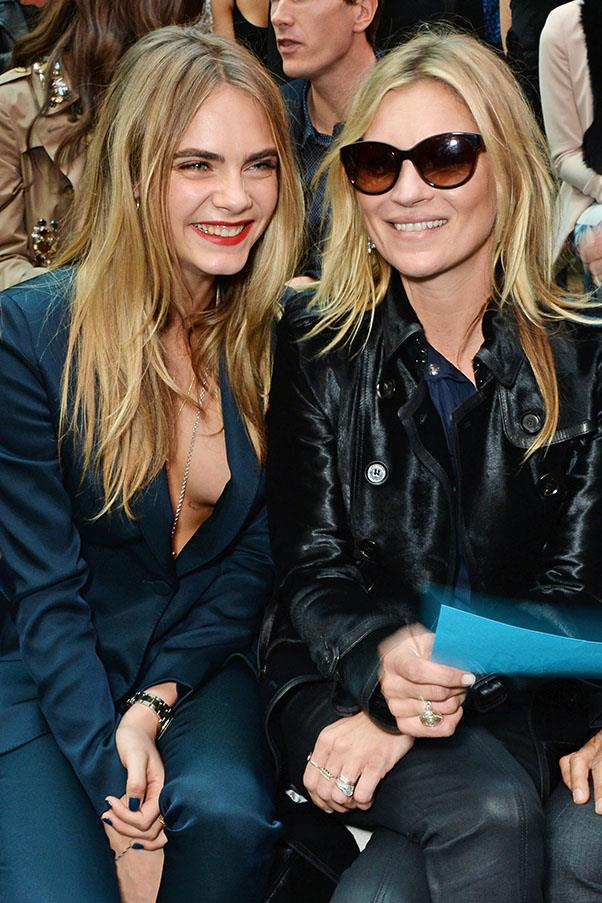 """<strong><a href=""""http://www.harpersbazaar.com.au/news/celebrity-tracker/2015/8/cara-delevingne-cuts-ties-with-modelling-agency/"""">August 4, 2015</a></strong> <br><br> """"I ended up feeling a bit empty. Fashion is about what's on the outside, and that's it. There's no searching, it's just creating pretty things."""""""