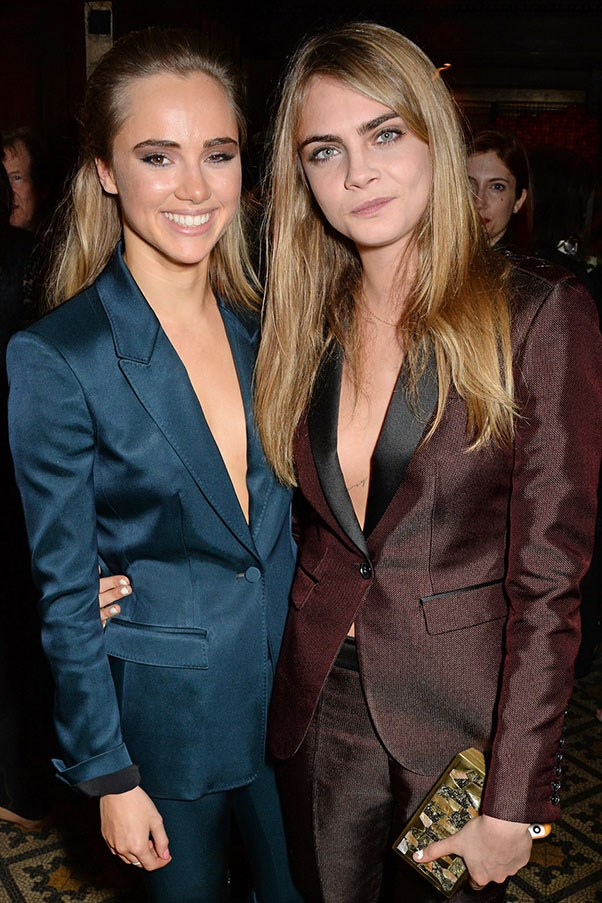 """<strong><a href=""""http://www.harpersbazaar.com.au/news/fashion-buzz/2015/8/cara-delevingne-vows-she-wont-do-fashion-anymore/"""">August 19, 2015</a></strong> <br><br> """"I am a bit of a feminist and [the modelling industry] makes me feel sick. It's horrible and it's disgusting... You start when you are really young and you do, you get subjected to... Not great stuff."""""""