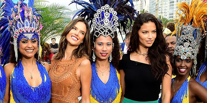 Step inside the luxe Rio villas where Adriana Lima and Alessandra Ambrosio are staying throughout the Olympic Games. From panoramic views to plunge pools, these penthouse apartments are seriously impressive.
