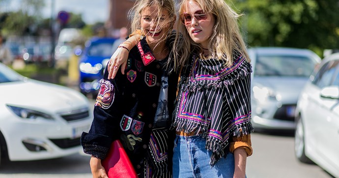 Turns out that on the Scandinavian streets, the fashion is pretty impressive. Here, our favourite looks and details from Copenhagen Fashion Week's street style.