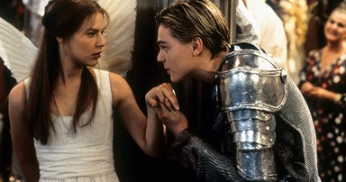 This Is How Leonardo DiCaprio Landed His Role In Romeo + Juliet