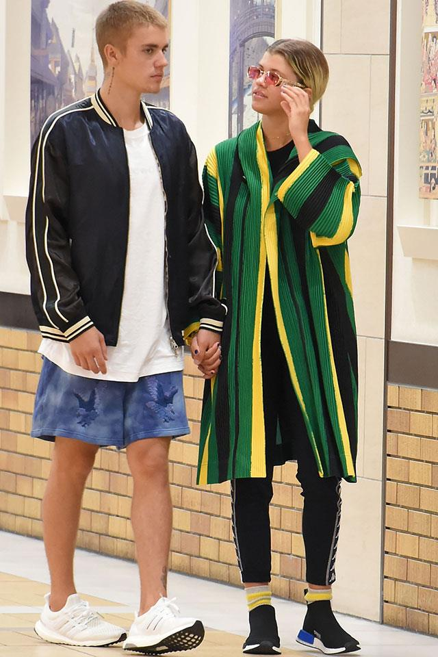 <strong>#1. She used to date Justin Bieber</strong><br><br> Richie hit international headlines after pop star Justin Bieber began meticulously documenting their romantic Japanese getaway on his Instagram account in August of last year, eventually leading to a spat with his Instagram followers that resulted in Biebs deleting his Instagram account entirely. DRAMA.