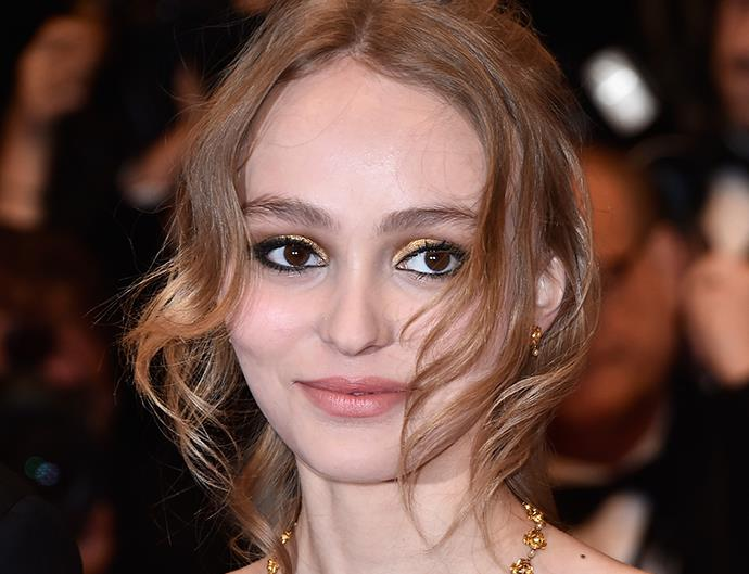 Lily-Rose Depp Chanel Fragrance Campaign