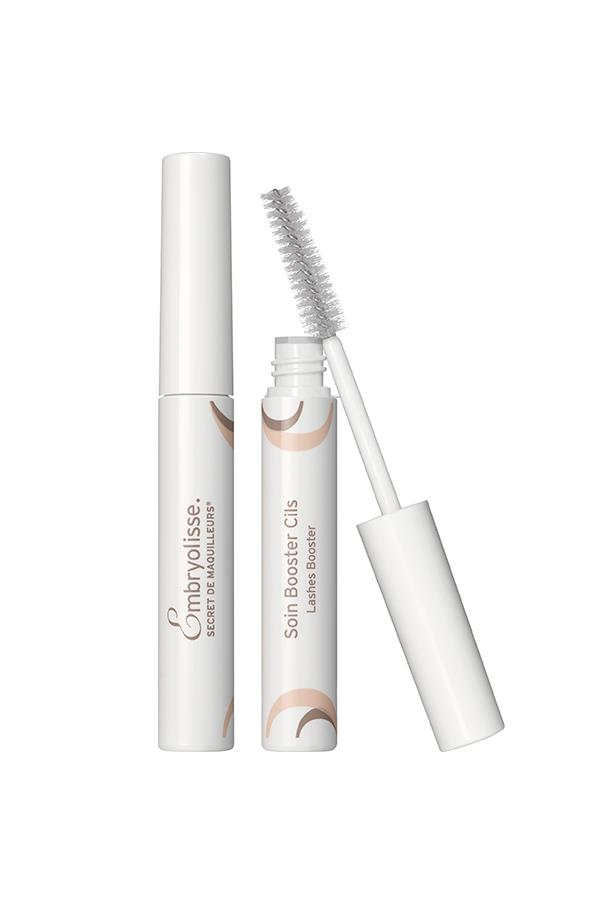 "<strong>4. Embryolisse Lash Booster</strong> <br><br>The cult French pharmacy brand now does lash care – a blessing for those with sensitive eyes. This boosting serum is mild enough to be used by contact wearers, but mighty enough to allow you to ditch the extension. Also use it to achieve the power brow. <em><br><br>Embryolisse Lash Booster, $60, <a href=""http://www.adorebeauty.com.au/embryolisse/embryolisse-artist-secret-lash-booster.html"">Adore Beauty</a> </em>"