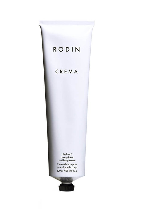 """<strong>5. Rodin Olio Lusso Crema</strong> <br><br>Number one on every beauty obsessive's OS beauty haul list, the cult Rodin Crema just dropped on Aussie shores. Stockpile. Immediately. <em><br><br>Rodin Olio Lusso Crema Luxury Hand & Body Cream, $126, <a href=""""http://mecca.com.au/rodin-olio-lusso/crema-luxury-hand-body-cream/I-024115.html#q=crema&start=1"""">Mecca Cosmetica</a> </em>"""