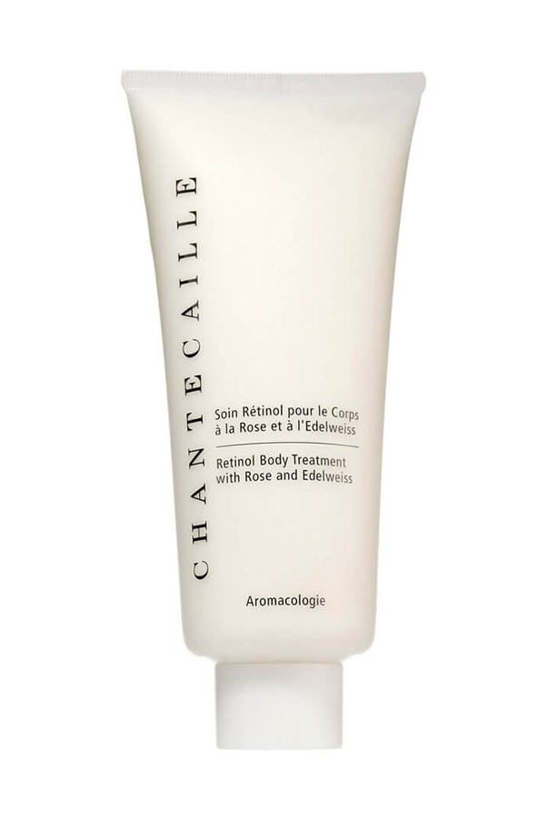 """<strong>11. Chantecaille Retinol Body Treatment</strong> <br><br>A revolutionary body treatment that heroes retinol, an advanced active that works to improve skin texture and tone, as well as reduce ingrown hairs. Cue: firm, flake-free, flawless skin. <em><br><br>Chantecaille Retinol Body Treatment, $144, <a href=""""http://mecca.com.au/chantecaille/retinol-body-treatment/I-024071.html#q=retinol%2Bbody&start=1"""">Mecca Cosmetica</a></em>"""
